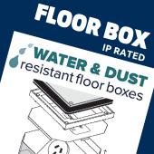 Weatherproof Floor Boxes
