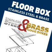 SS & Brass Floor Boxes